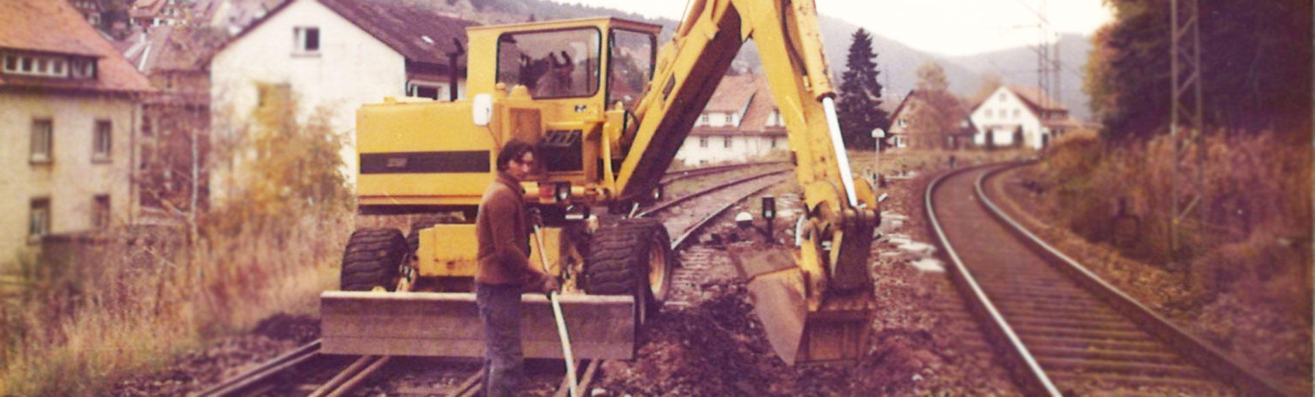 Menner Tiefbau Breisach Historie